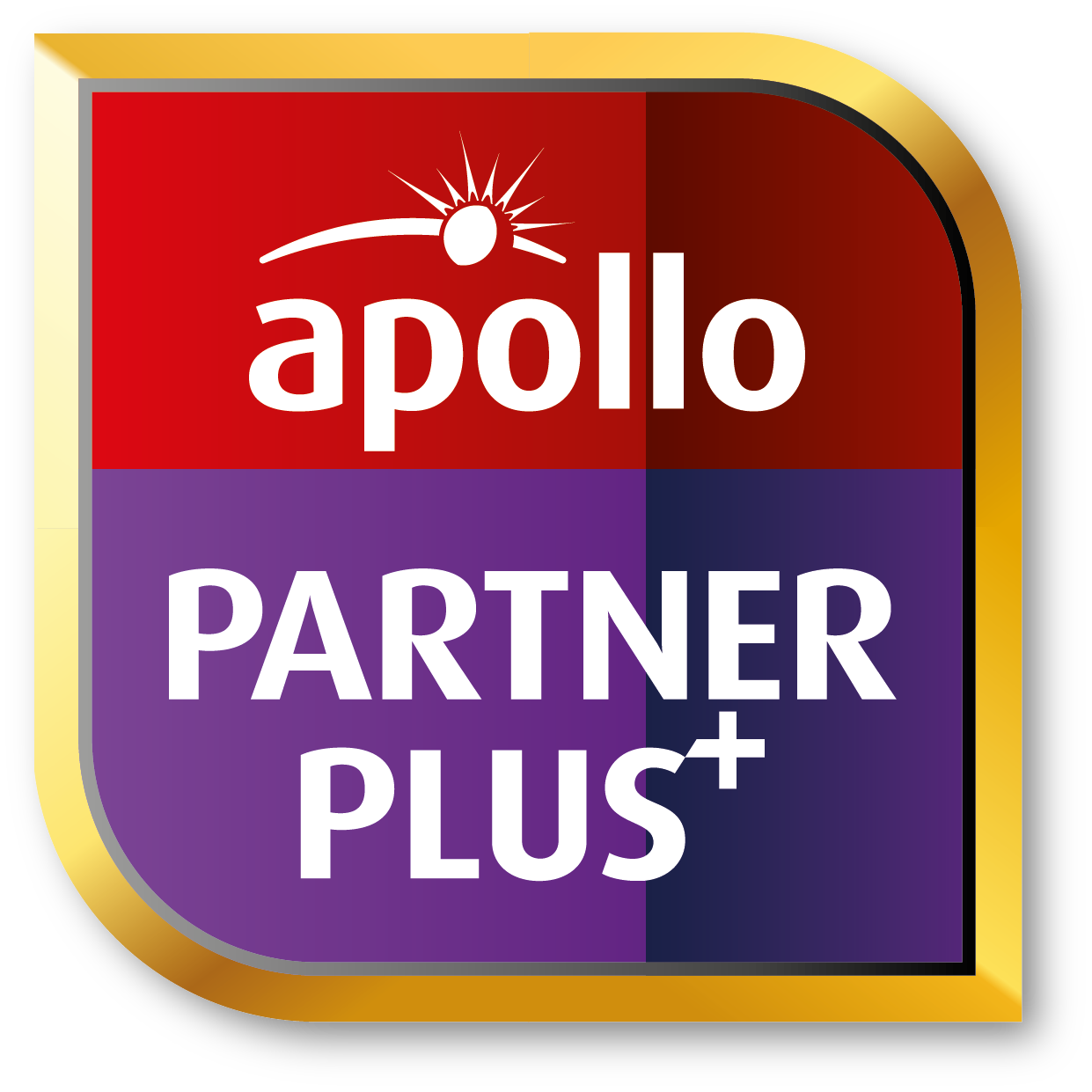 Apollo Partner Plus Badge